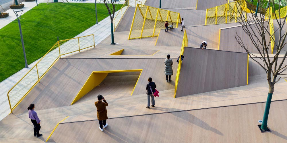 The Folds Featured in Architizer