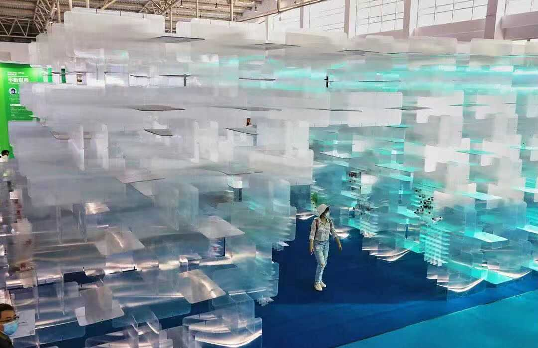 Home of Plastic Exhibited